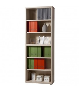 Composad Libreria componibile per ufficio colore frassino