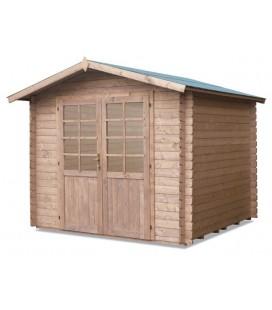 Casetta-Capanno da giardino in legno Nettuno Il Ceppo