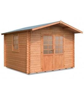 Casetta-Capanno da giardino in legno Giove Il Ceppo
