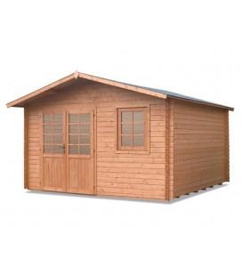 Casetta in legno Fuoco Il Ceppo