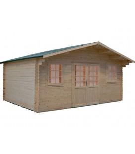 Casetta in legno Terra Il Ceppo