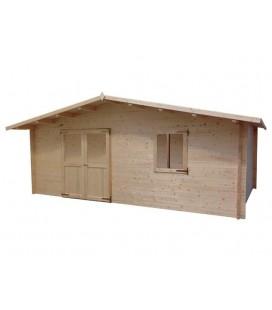 Casetta in legno Rifugio Il Ceppo