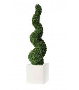 Pianta artificiale spirale buxus viridium VIR 0051