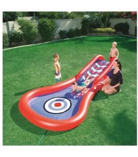 Piscina gioco gonfiabile Cannon Ball cm381x175x69 lt276