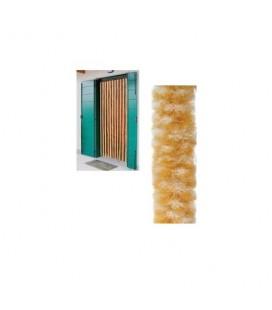 Arisol 553.118.220 col 20 Tenda ciniglia cm 120x220 mix. 100% fibra polipropilenica completamente riciclabile. Tenda leggera..