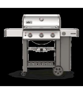 Weber Barbecue a Gas Genesis S-310 Inox GBS + Omaggio