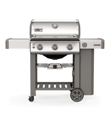 Weber Barbecue a Gas Modello S-310 Inox GBS 3 Fuochi