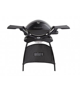 Barbecue WEBER Q 2200 Black + Carrello