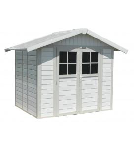 Casetta da giardino PVC GROSFILLEX Deco 4,9Mq
