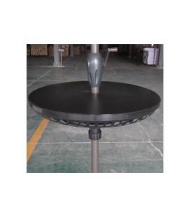 Amicasa Tavolino per ombrellone D 58 Tavolino Per Ombrellone D 58 Avvitabile