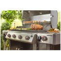 OFFERTA SPECIALE Barbecue Weber Genesis II E-410 GBS Smoke Grey in saldo