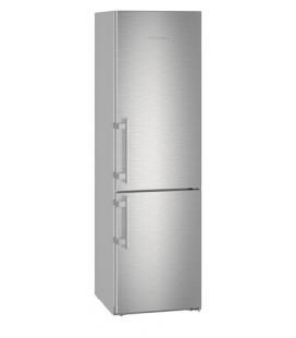 Liebherr CNef 4835 frigorifero con congelatore Libera installazione 361 L Argento