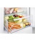 Liebherr CBef 4815 Comfort frigorifero con congelatore Libera installazione 357 L Acciaio inossidabile