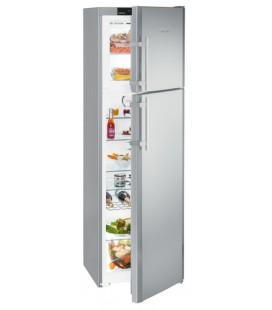 Liebherr CTNesf 3663 frigorifero con congelatore Libera installazione 307 L F Argento
