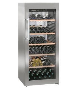 Liebherr WKes 4552 GrandCru Libera installazione Acciaio inossidabile 201 bottiglia/bottiglie