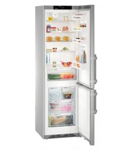 Liebherr CNef 4825 frigorifero con congelatore Libera installazione 356 L Argento