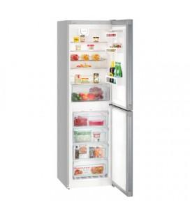 Liebherr CNel 4713 frigorifero con congelatore Libera installazione 328 L Argento