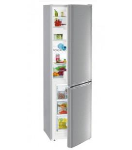 Liebherr CUef 3331 frigorifero con congelatore Libera installazione 296 L F Argento