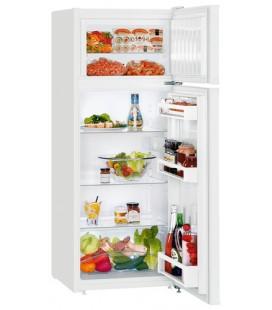 Liebherr CT 2531 frigorifero con congelatore Libera installazione 234 L F Bianco