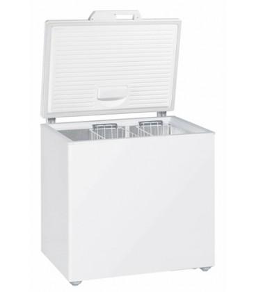 Liebherr GT 2632 Congelatore a Pozzetto Libera installazione 252 Litri