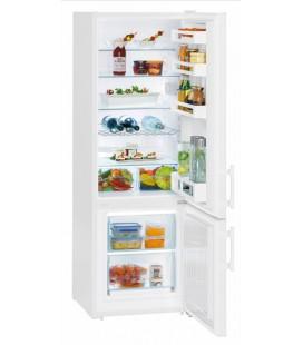 Liebherr CU 2811-20 frigorifero con congelatore Libera installazione 263 L Bianco