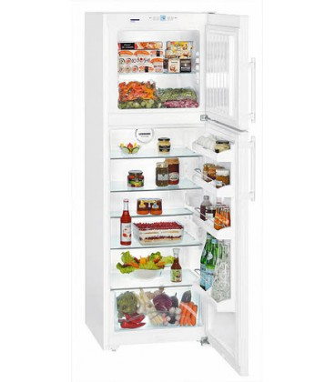 Liebherr CTP 3316 Comfort frigorifero con congelatore Libera installazione 309 L F Bianco