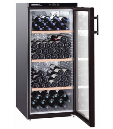 Liebherr WKB3212 cantina vino Libera installazione Nero 164 bottiglia/bottiglie