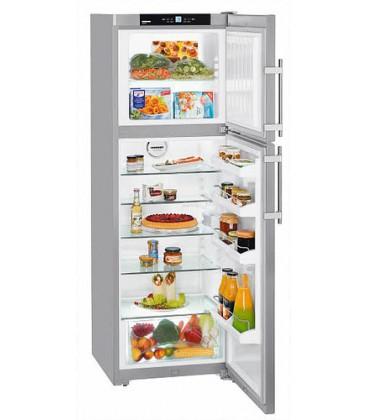 Liebherr CTPesf 3316 Comfort frigorifero con congelatore Libera installazione 309 L F Acciaio inossidabile