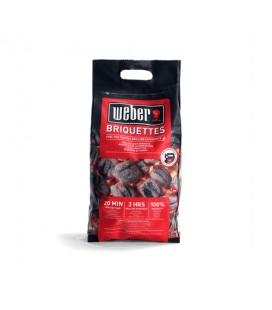 Weber 17590 carbonella per barbecue/grill 4 kg
