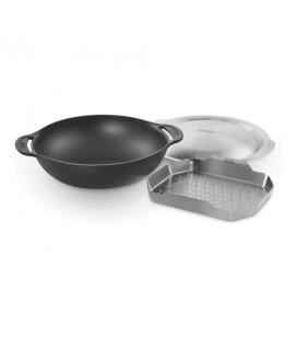 Weber 8856 accessorio per barbecue per l'aperto/grill Padella cinese (wok)