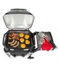 Weber Pulse 2000 Barbecue Carrello Elettrico Nero, Argento 2200 W