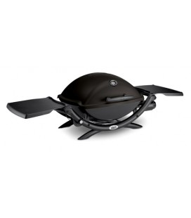 Weber Q 2200 Barbecue Gas Nero 3500 W
