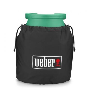 Weber Copertura per bombola del gas Premium di 5-8 kg