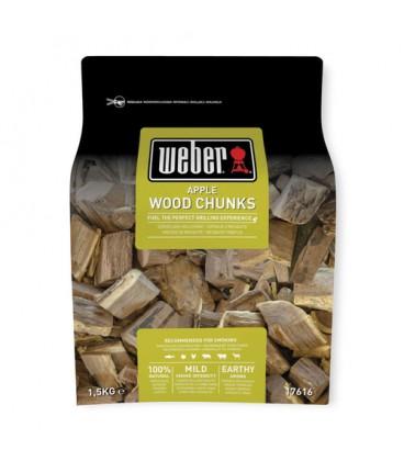 Weber 17616 accessorio per barbecue per l'aperto/grill Pezzi da affumicare Mela