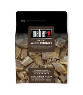 Weber 17619 carbonella per barbecue/grill 1,5 kg