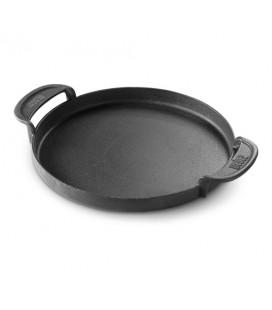 Weber 7421 Piastra in Ghisa accessorio per barbecue per l'aperto/grill