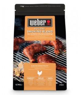 Weber 17833 legno da ardere 1 pezzo(i) Cippato