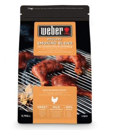 Weber 17833 Chips di Affumicatura Pollo