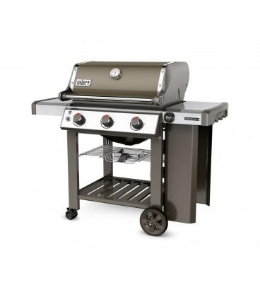Barbecue Weber Genesis II E-310 GBS Smoke grey nuovo modello 2019 (61051129) al miglior prezzo