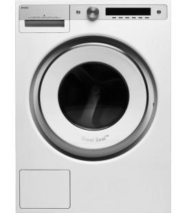 Asko W6124X.W lavatrice Libera installazione Caricamento frontale 12 kg 1400 Giri/min Bianco