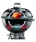 New 2019 Weber Barbecue a carbone Master-Touch GBS E-5750 - 57 cm fine stagione