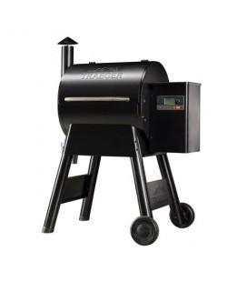 Traeger Barbecue a pellet Pro 575 con tecnologia WiFIRE per 10 coperti