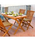 Tavoli in legno/Alluminio