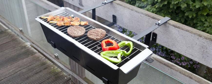 Cerchi un barbecue da balcone o da terrazzo? Consigli utili per la scelta